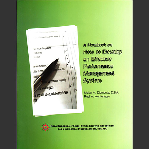 How to Develop an Effective Performance Management System