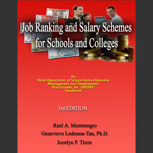 Job Ranking and Salary Schemes for Schools (3rd Edition)