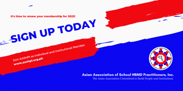 Why Join AASHPI?