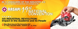 19th National Convention -  4th Industrial Revolution: Impact in the Academe and its People