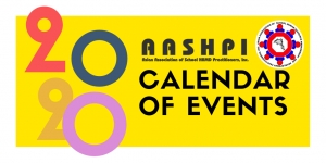 AASHPI CALENDAR OF EVENTS