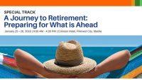 SPECIAL TRACK: Journey to Retirement: Preparing for What is Ahead