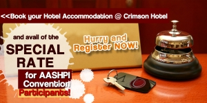 16th National Convention Hotel Accommodation @ Crimson Hotel