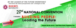 20th National Convention - Building People: Leading the Future
