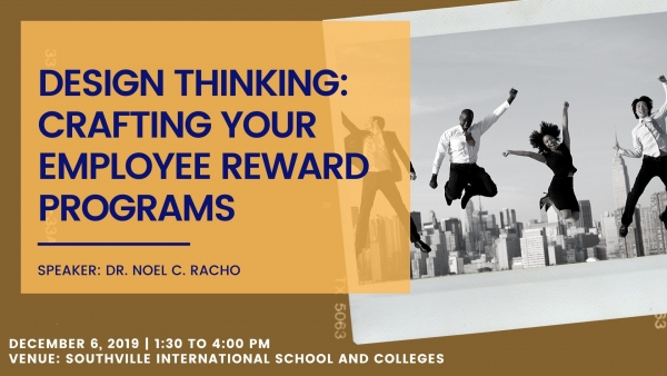 TRACK 4: Design Thinking: Crafting Your Employee Rewards Programs
